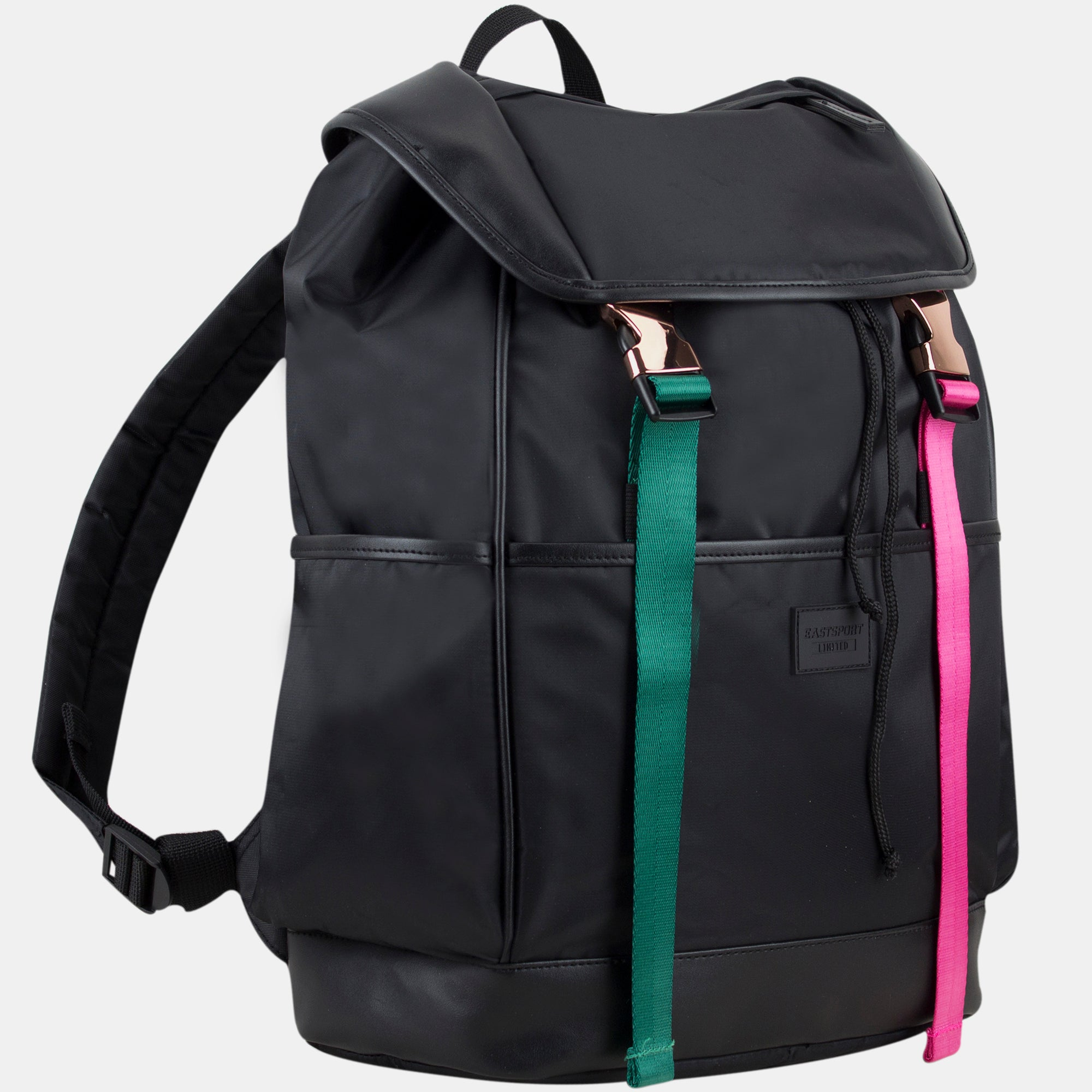 Eastsport Limited Buckle Drawstring Backpack