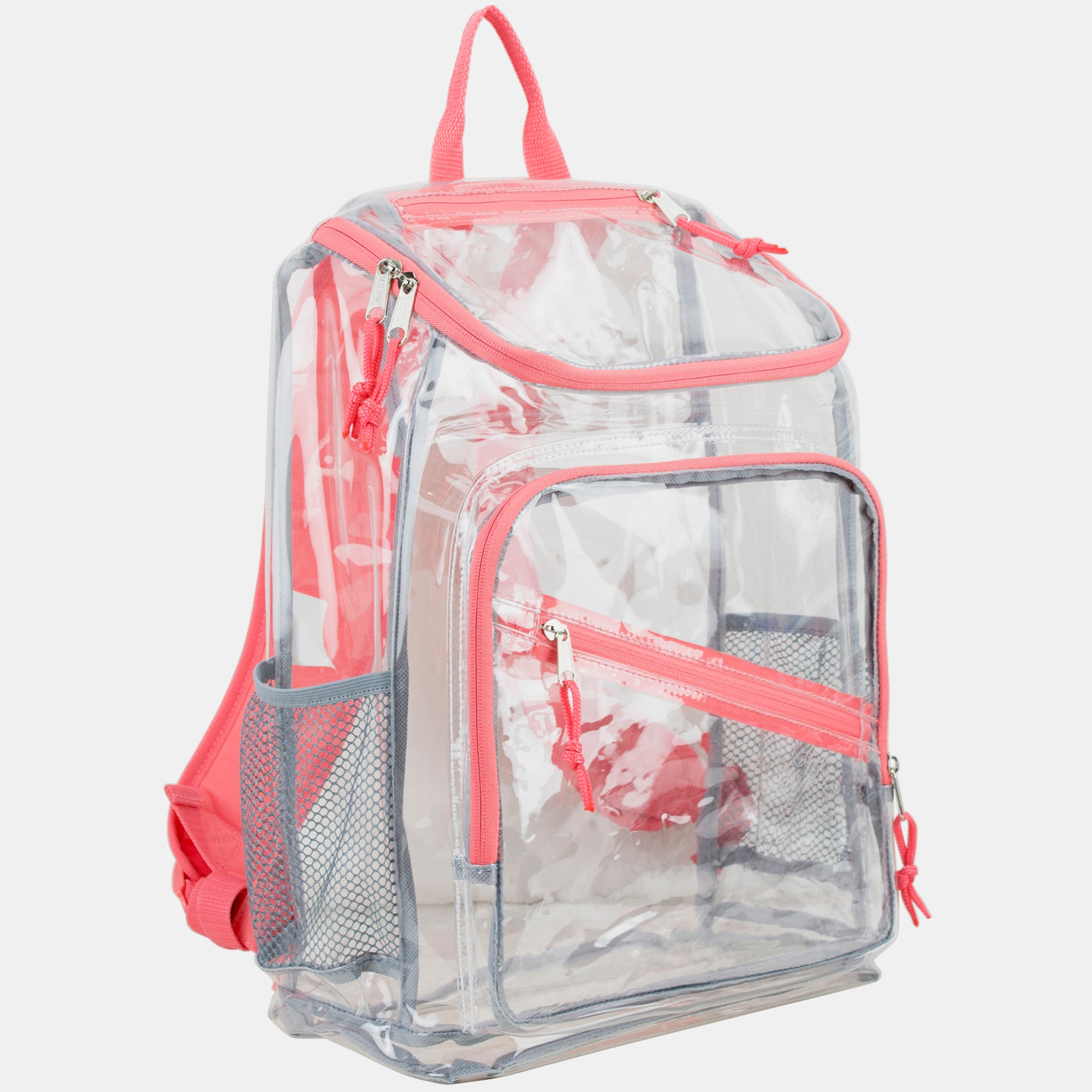 Eastsport Clear Top Loader