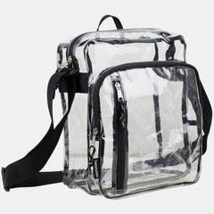 Eastsport Clear Stadium Gear Bag