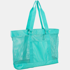 Eastsport Mesh Beach Tote Bag