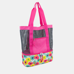 Eastsport Mesh Cooler Tote Bag