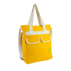 Eastsport Natural Cotton Collection Crossbody Tote