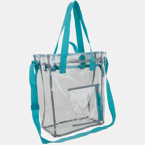 Eastsport Clear Tote Bag