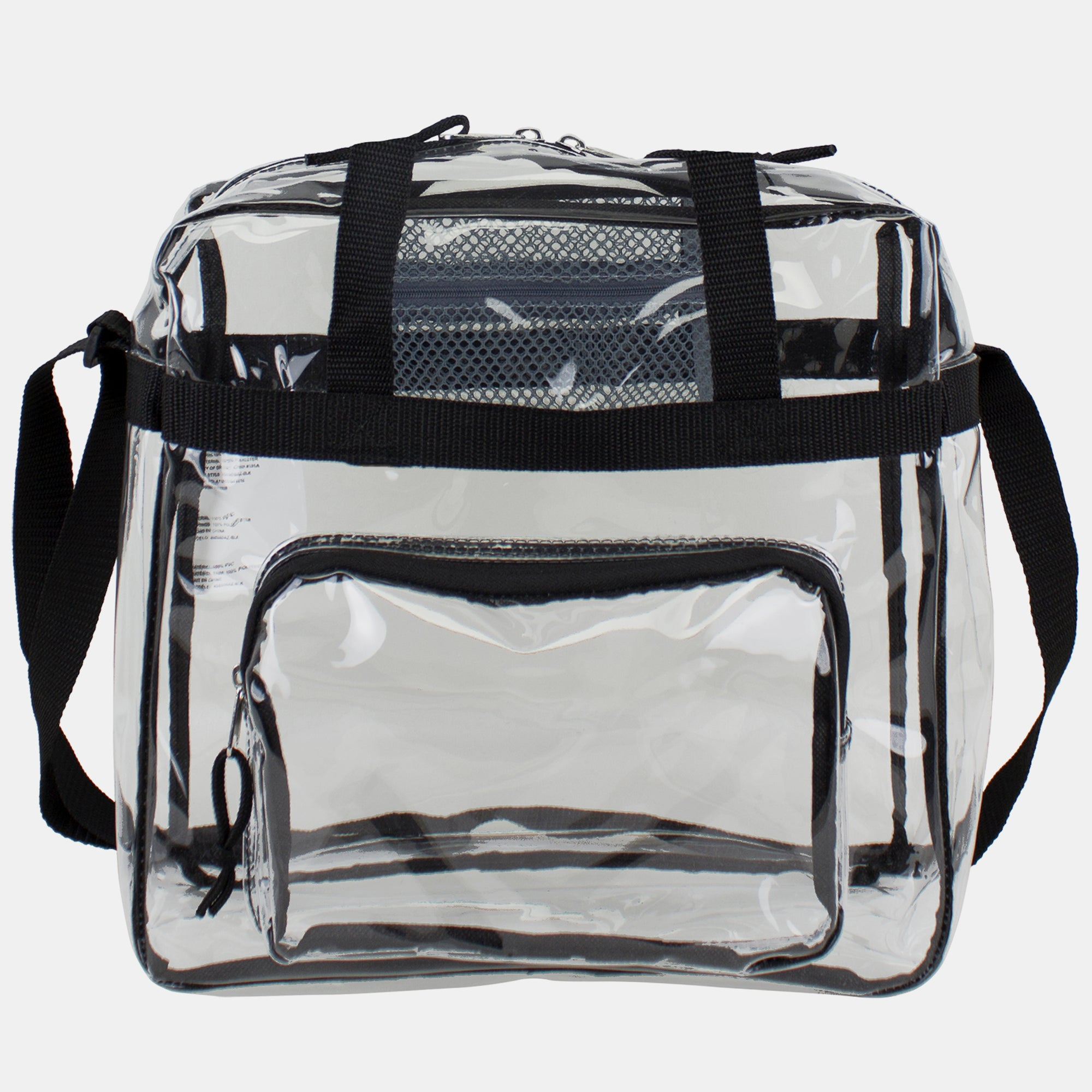Eastsport Clear NFL Stadium Tote Bag