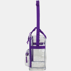 Eastsport Clear Tote Approved for Stadiums