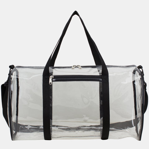 Eastsport Clear Duffel 18