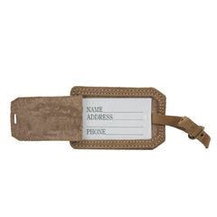 Woods & Hyde Luggage Tag