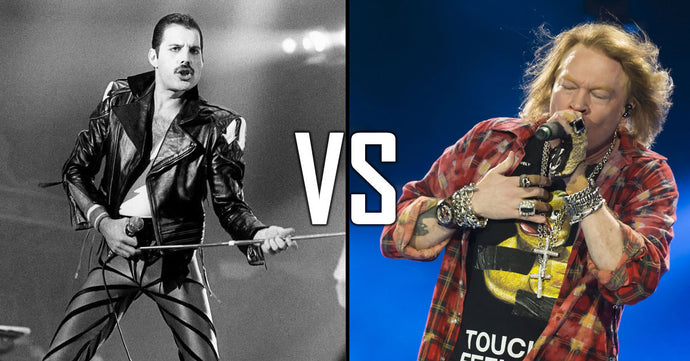Queen VS Guns N' Roses: Acoustic Tribute Show Live Stream Online TICKETS