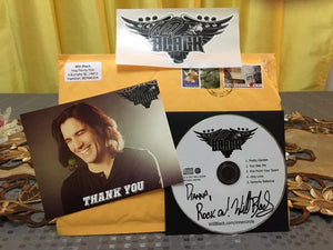 Best Of - CD Package (personally autographed)