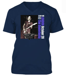 Will Black Live in London Oct 20 / 18 T-Shirt