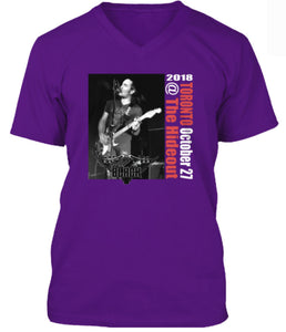 Will Black Live in Toronto Oct 27 / 18 T-Shirt