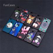 3D Owl Case For Funda Huawei P Smart Mate 10 Lite P9 Mini P20 P10 Y5 2017 Ii Ajax Honor 6X 6C 7X Y6 Pro 9 P8 Enjoy 6s Y7 Prime