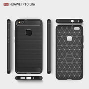 "5.2"" For Huawei Nova Lite Case Original Huawei P10 Lite Case Back Soft TPU Silicone Cover Huawei P10 Nova Lite Case Accessories"