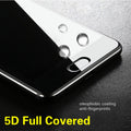 5D Full Cover Tempered Glass For Xiaomi Redmi Note 4X 32GB 5A 5 Plus Mi Note 2 A1 5X Mi6 Screen Protector Film 4D Update