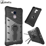 AKABEILA Armor Phone Cases Cover For Huawei Honor 5C GT3 Honor 7 Lite GR5 Mini Honor5C Honor7 Lite Case Phone Back PC TPU Bags
