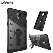 AKABEILA Armor Phone Cases Cover For OnePlus 3 Three A3000 A0003 OnePlus 3T A3010 OnePlus 3 OnePlus3 Case Phone Back PC TPU Bag