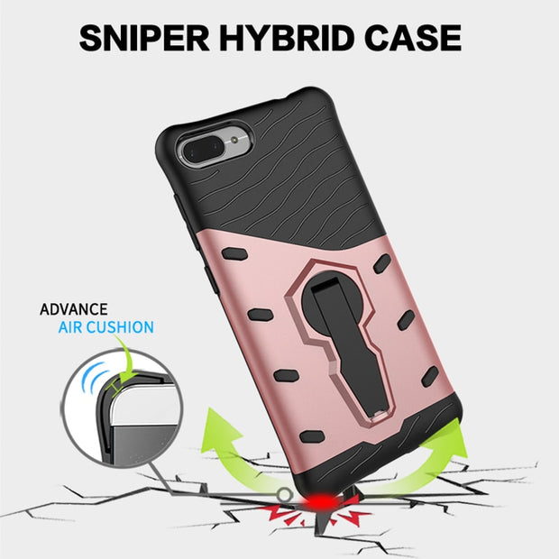 AKABEILA Case For Asus Zenfone 4 Max ZC520KL Case Kickstand For Asus Zenfone 4 Max ZC520KL Armor Case Heavy Duty Back Cover