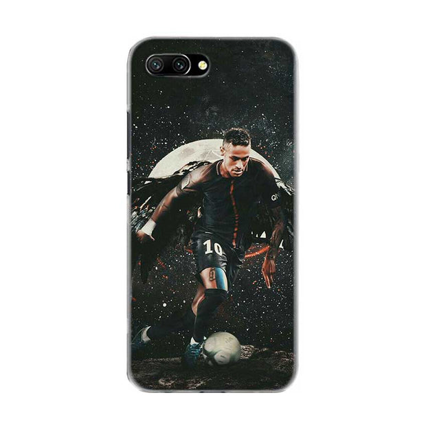 BINFUL Fashion Luxury Phone Cose Cover For Huawei Honor 7 7C 8 8X 9 Lite 10 4C 5X 6 6X 6C 7a Pro 7X Neymar JR Style