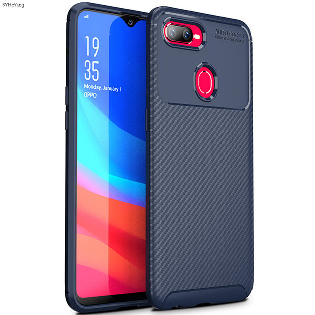 cheap for discount 26f13 0665b BYHeYang For Oppo Realme U1 Case Cover Matte Silicone Soft TPU Cover  Protect Phone Shell Coque Bags For Oppo F9 6.3inch Back