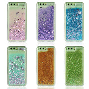 Bling Soft TPU Cases For Huawei P10 P 10 Case Cover Gitter Loverly Star Silicone Cover Capa Carcasa For Huawei P10 Lite P10lite