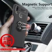 Bracket Case For Huawei Nova 3i 3 2S For Honor 9 Lite Note 10 9i Play Ring Case For Huawei P20 Lite P10 Plus Mate 10 Pro P8 2017