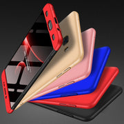 C9Pro For Samsung Galaxy C9 Pro Case Dual Armor 360 Full Protection Hard Hybrid PC 3 In 1 Matte Phone Cover For Galaxy C9 Pro