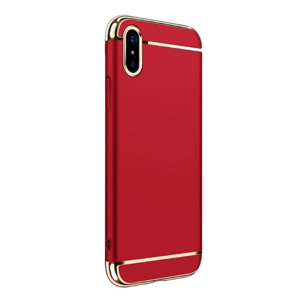 CARPRIE 2018 For IPhone X Case Ultra-thin Luxury Electroplate Hard PC Back Case Cover Drop Shipping Sep20