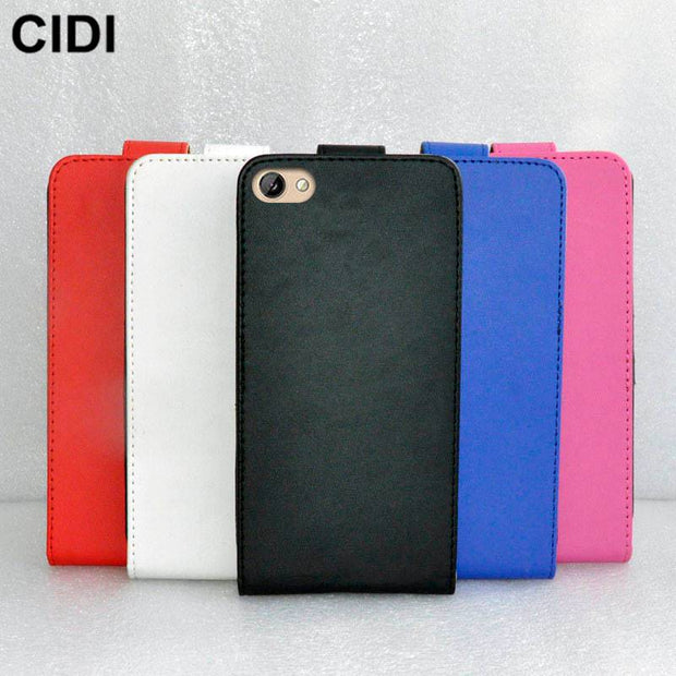 CIDI For BQ BQ-5012L Rich Case Cover PU Leather Flip Flap Up And Down Protective Phone Cover For BQ 5012L 5inch Cell Phone