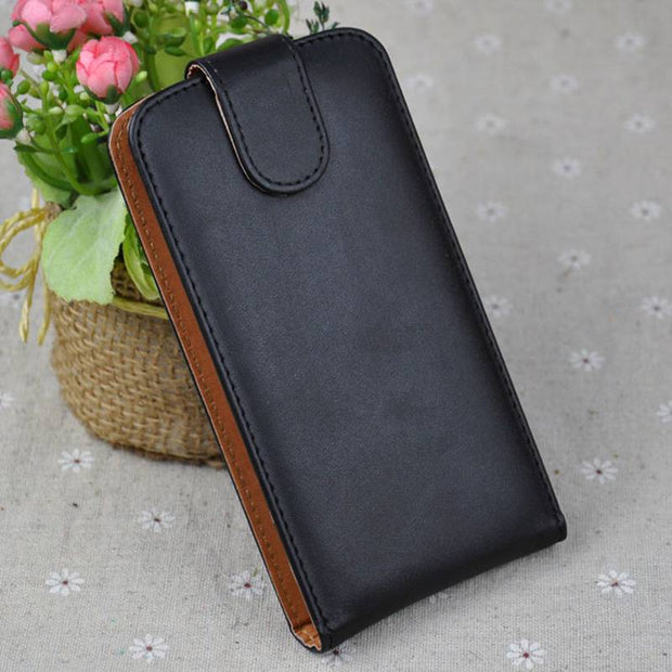 CIDI For FinePower C1 Case Cover PU Leather Flip Flap Up And Down Protective Phone Cover For FinePower C1 5inch Phone