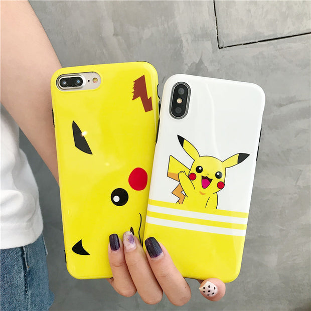 Pikachu Pokemon Case in TPU