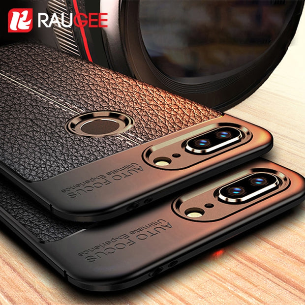 huge selection of 790a1 5ce54 Case For Honor 9 Lite Case Cover Bumper Silicone Leather Protective Silicon  Back Cover For Huawei Honor 9 Lite Honor 9 Lite Case
