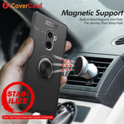 Case For Xiaomi Mi Mix 2/ Mix 2s Car Holder Magnetic Ring Bracket Shockproof Stand Phone Cover For Xiaomi Mi Max 2 Case Silicone