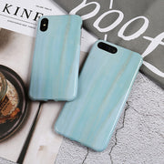 Coque I7 Vintage Jade Pattern Phone Case On For IPhone 7 7Plus Case Cover Fundas For IPhone7 IPhone X 6 6s 8 7 Plus Case Carcasa