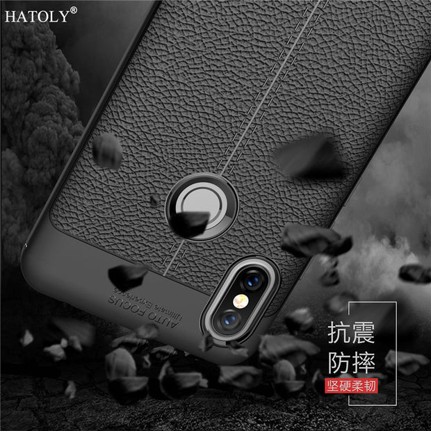 Cover For Xiaomi Redmi S2 Case Cover Xiaomi Redmi S2 Case Soft TPU Rugged Back Case For Xiaomi Redmi S2 Cover Fundas HATOLY {