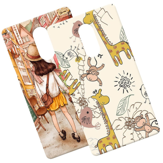 Cute Animal Silicone Phone Case For ZTE Nubia Z11 Max Soft Relief TPU Phone Cover Bag For ZTE Nubia Z11 Max Case