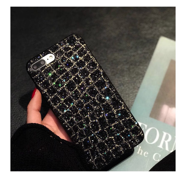 DIYABEI Luxury Bling Glitter Bling Shining Flash Powder Sequins Sparkle Cover Case For BBK Vivo X9 X9S X9plus X9Splus X20 Plus