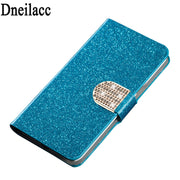 Dneilacc Luxury High Quality Leather Magnetic Auto Flip Wallet Stand Cell Phone Case For Motorola Moto G6 Plus Case