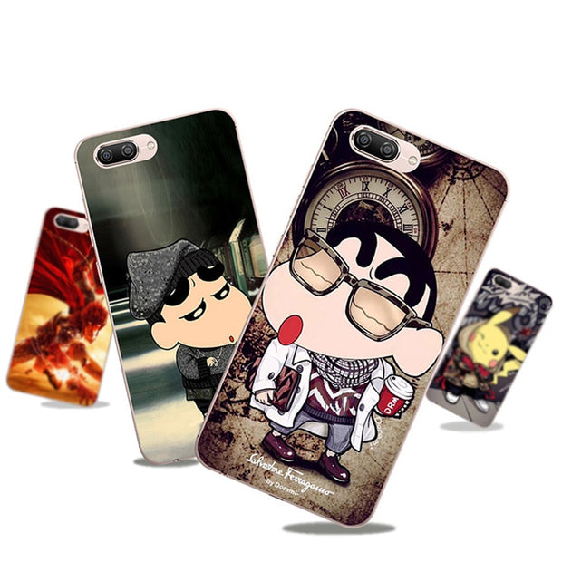 Draw Paint Pattern Cartoon TPU Shell Covers For BQ-5203 Vision BQ 5203 Cases Mobile Phones Case Bags BQ5203