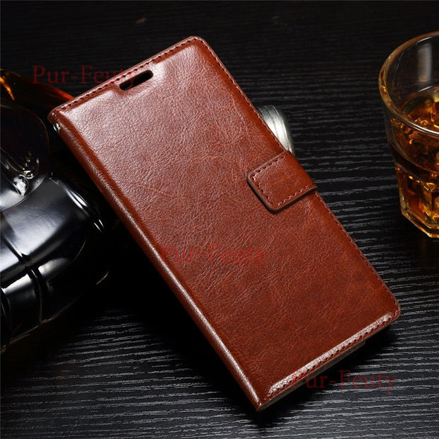 Flip Case For Samsung Galaxy J4 2018 J400 J400F Wallet Phone PU Leaf Leather Cover For Samsung J 400 J400F/DS J400G/DS Box Cover