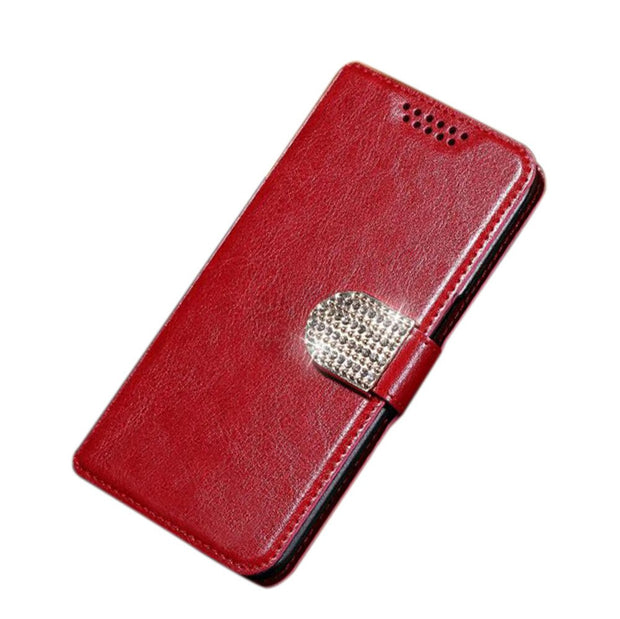 Flip Cover For Lenovo A319 Phone Cases PU Leather Case For Lenovo A