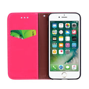 Flip Leather Case Cover For IPhone 7 8 Magnet Luxury Phone Cases For IPhone 7 8 Wallet Phone Bag Cases