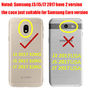 Flip Wallet Jean Leather Cover With Free Lanyard Soft TPU Back Phone Case For Samsung Galaxy J3 J5 J7 2017 J3 J5 J7 PRO Case