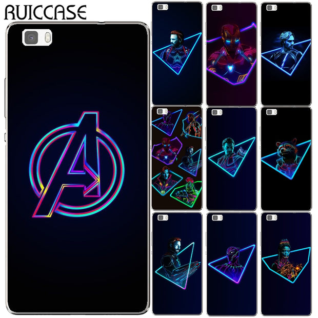 coque huawei p8 marvel