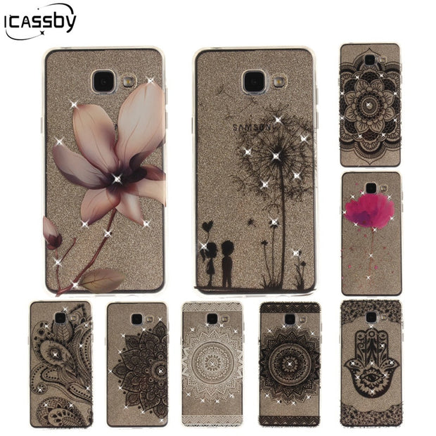 For Coque Samsung Galaxy A5 2016 Case Silicone Phone Back Cover Case For Samsung Galaxy A5 6 2016 SM-A510F Etui Fundas Hoesjes