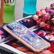 For Coque Xiaomi Mi A2 Case Dynamic Liquid Glitter Bling Silicone Case Cover SFor Fundas Xiaomi Mi A2 Phone Cases