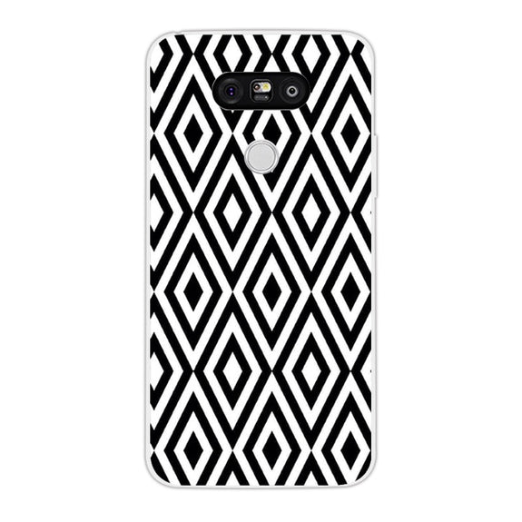 For Lg G5 Case Silicon 5 3 Inch Bacl Phone Cover Bw Design Slim Soft