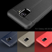 For Samsung Galaxy A8 2018 Plus Case For Samsung A8 2018 Case Silicone Luxury Anti-skip Cover For Samsung Galaxy A8 2018 Case
