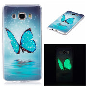 For Samsung Galaxy J5 2016 Case Silicon Skin Luminous Animal Anime TPU Gel Back Cover Case For Samsung Galaxy J5 2016 J510 J510F