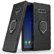 For Samsung Galaxy Note 9 Case 6.4 Inch Magnetic Finger Ring Armor Shockproof Stand Cover For Samsung Galaxy Note 9 Note9 Case