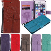 For Samsung Galaxy S4 Mini I9190 Leather Phone Cover Bag For Coque Samsung S4 Mini S4Mini Wallet Case For Galaxy S4 Mini S 4Mini